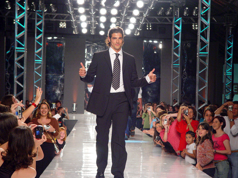 Reynaldo Gianecchini Oscar Fashion Days
